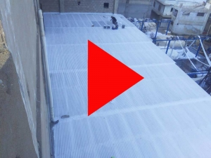 Roof Waterproofing Video