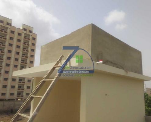 Water Tank Leakage Treatment at Scheme-33