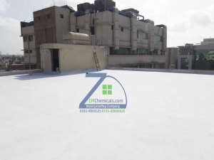 Roof Heat Proofing Done at DHA Phase 1