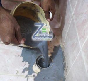 bathroom leakage seepage waterproofing in karachi