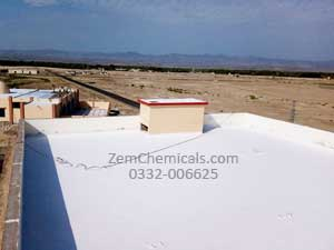 roof heat-proofing services in karachi pakistan