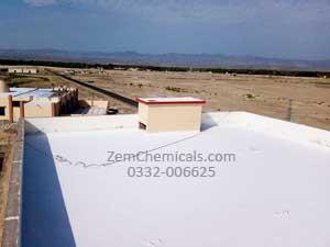roof heat-proofing services in karachi pakistan