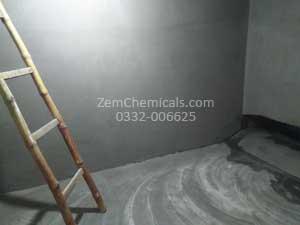 water tank leakage seepage repair services in karachi pakistan by zem chemicals